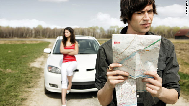 Does your travel buddy become a paranoid mess after getting lost for five minutes? It may be time to find a new one.