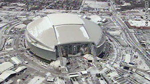 Officials in Dallas, Texas, say the city will be ready to host the big game on Sunday.
