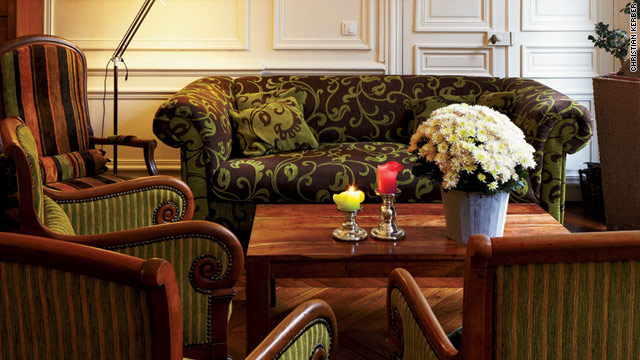 A Room in Paris is a B&B with gourmet appeal.