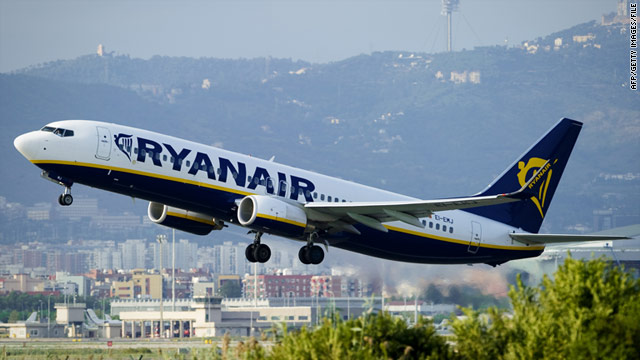 Ultralow-budget Irish carrier Ryanair is famous for its rock-bottom fares and variety of fees.