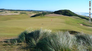 Old Macdonald is the resort's newest course.