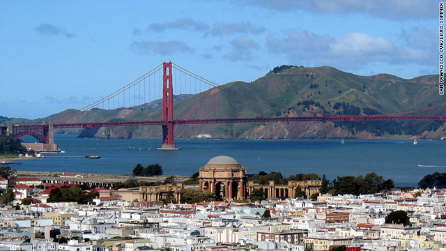 Despite San Francisco's many riches, one group of guys failed to get raucous on their mancation.