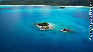 Some believe the Garden of Eden existed in the Seychelles in the Indian Ocean.