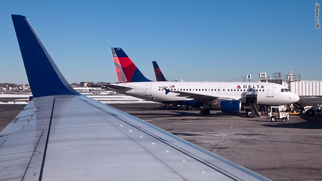 Delta Air Lines is investigating how a woman boarded the wrong plane.