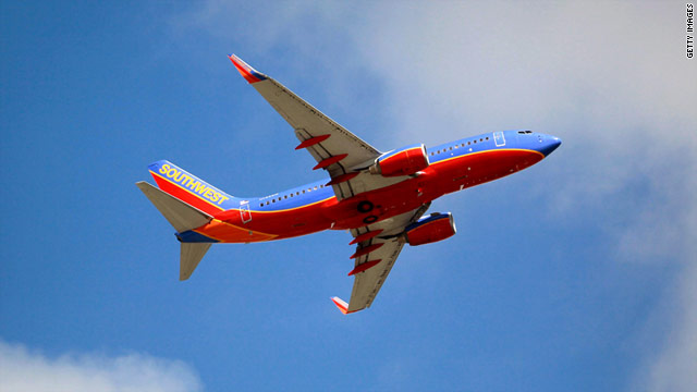 Southwest Airlines attracts fliers who appreciate that the airline doesn't have bag fees.