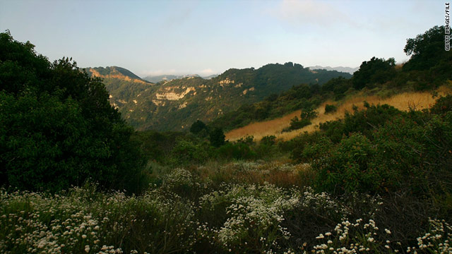 Topanga is a Golden State sampler of rugged mountains, shady creeks and cold, salty surf.