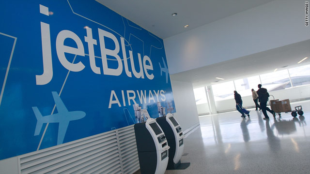 Three box cutters were found on a JetBlue flight Saturday. The TSA said the officers involved will be disciplined.