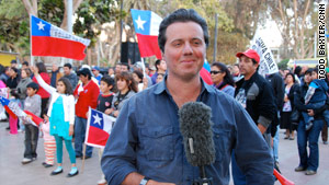 CNN's Patrick Oppmann reporting on the mining disaster in Chile.