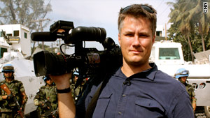 CNN's Jim Spellman on assignment in Haiti