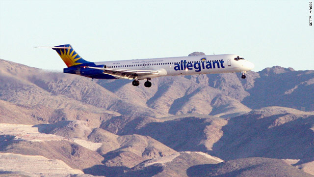 "Allegiant Air wants to give passengers the opportunity to gamble on airfare. The plan is still ""premature,"" a representative said."