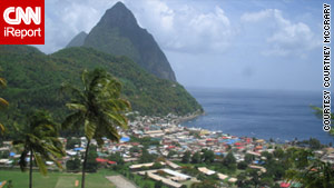 The government of St. Lucia apologized for an attack on three gay men visiting the island.