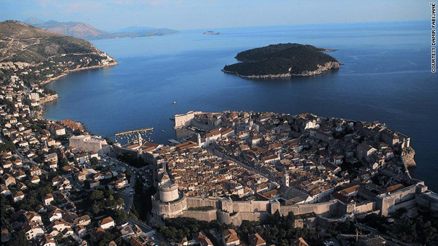 Nearly all of you guessed correctly! The picture is of Dubrovnik, Croatia.
