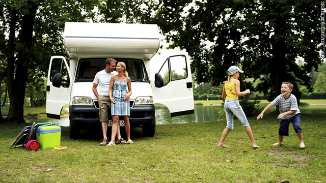 Most RVs are owned by drivers from 35 to 54 years old. The largest percentage-gain in ownership is for people under 35.
