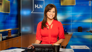 HLN's Robin Meade is a Midwestern transplant to Atlanta.