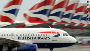 BA's cabin crew employees have been embroiled in an ongoing wage dispute over the past two years.