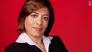 CNN's Caroline Faraj has lived in Dubai since 2001.