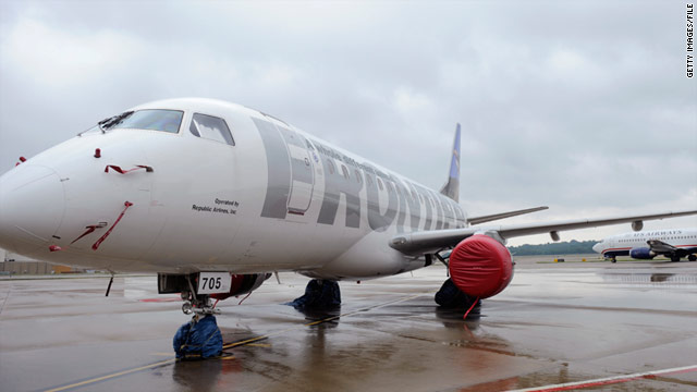 "Frontier Airlines says the changes are geared toward fliers ""who value choice."""