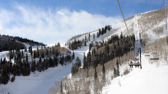 Ready for a last hurrah? Park City Mountain Resort closes for the season on Sunday.