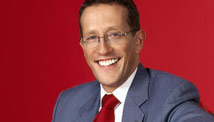 CNN's Richard Quest presents his show from the London bureau