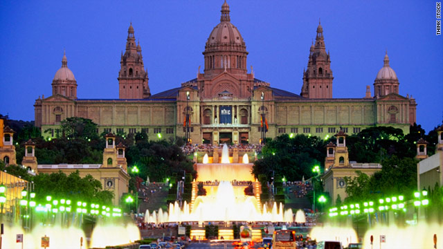 Barcelona tops AskMen.com's 29 cities for single men to visit.