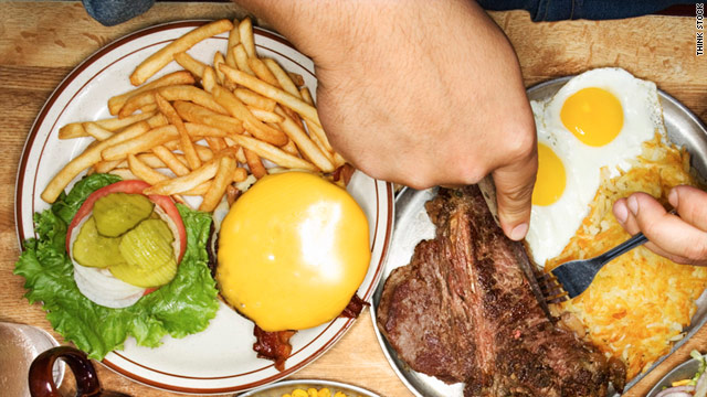 In the U.S., hangover foods are salty, greasy, fatty foods like bacon, eggs, grilled cheese sandwiches or anything fried.
