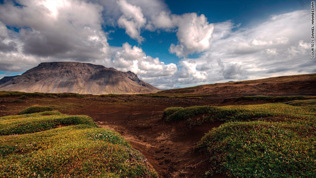 Do you need a break from your 9-5?  Try hiking in Iceland.