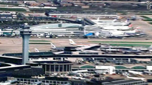 """Officials are looking into a """"potential conflict"""" between two planes at Chicago's O'Hare Airport."""