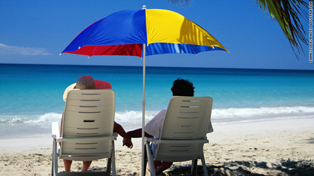 Thinking of getting away? You probably have much less vacation than workers in other