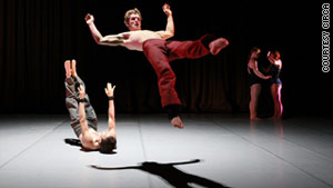 Circa brings their contemporary circus act to this year's Spoleto festival.