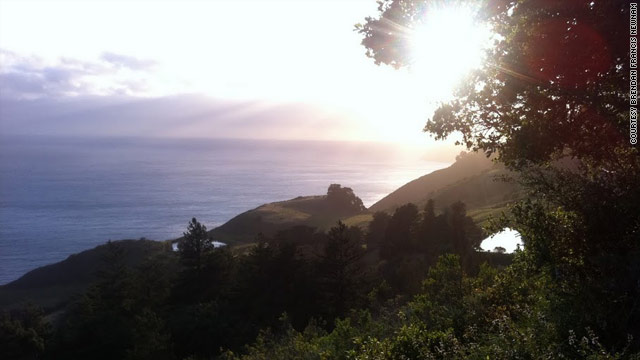 """The face of the earth as the Creator intended it to look,"" Henry Miller said of Big Sur."