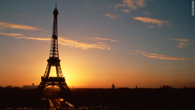 A trip to Paris can be a fun alternative for newlyweds who already have the traditional wedding gift items.