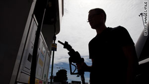 Gas prices are dropping and likely to continue to fall, according to a survey released Sunday.