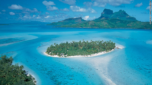 Bora Bora, one of French Polynesia's most popular honeymoon spots, offers a once-in-a-lifetime experience.