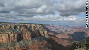 The Grand Canyon offers endless opportunities for exploration.