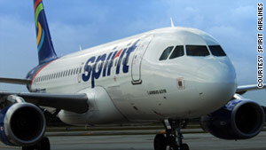 Spirit calls itself &quot;the unbundling leader in the industry,&quot; offering low base fares and charging fees for anything extra.