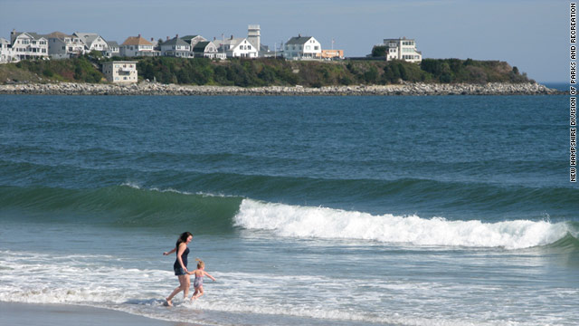 "Hampton Beach State Park in New Hampshire is a ""superstar"" when it comes to water quality. Other beaches didn't fare so well."