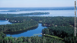 Minnesota's Brainerd Lakes Area is an easy getaway from the Twin Cities.