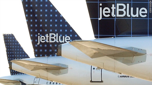 JetBlue offered $4 flights between Burbank and Long Beach.
