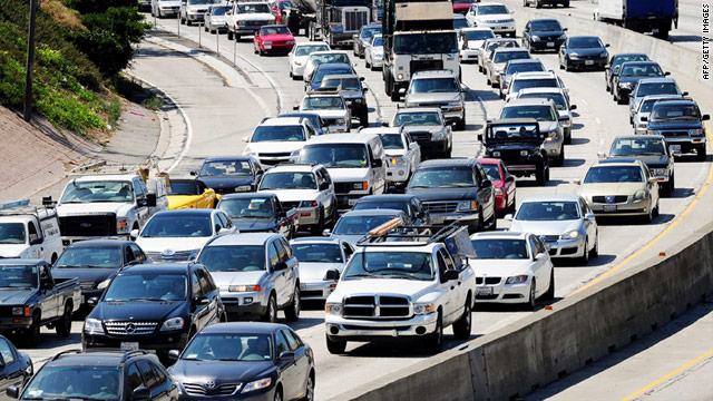 """Drivers will be hungry after sitting in traffic all day,"" said one L.A. restaurateur."