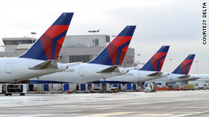 Delta says it is looking at other airlines to pick up the slack in some of the markets.