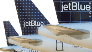 JetBlue's new flight passes target business travelers in Boston and Southern California.