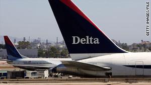 Passengers aboard Delta Flight 717 received $100 vouchers for their inconvenience.