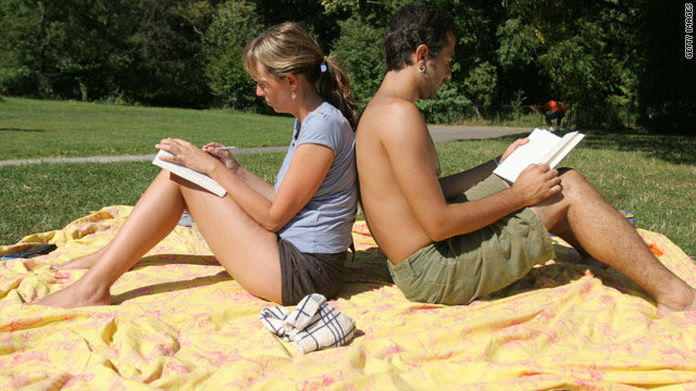 Reading in Prospect Park, New York. We pick six great historical thrillers.