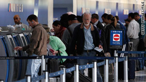 Over the next few days, air travel tax collection will begin again.