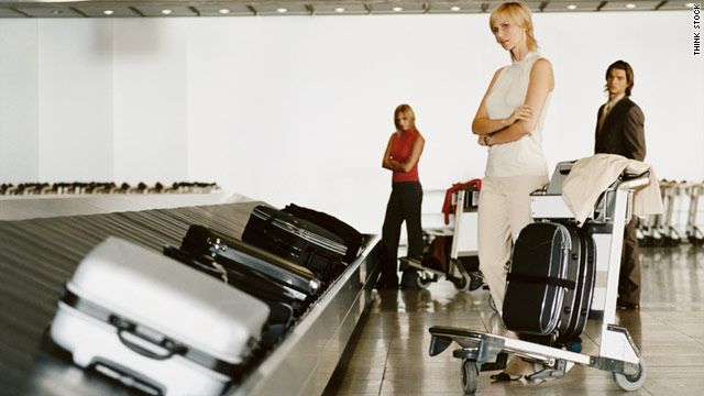 If your checked bag doesn't arrive when you do, good luck getting a refund of the bag fee, says Brett Snyder.