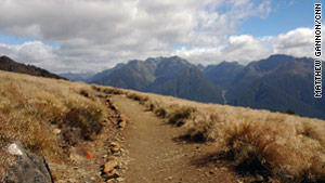 The Kepler Track, stretching from Lake Te Anau and through Fiordland National Park, offers some of the most stunning views of New Zealand?s South Island.