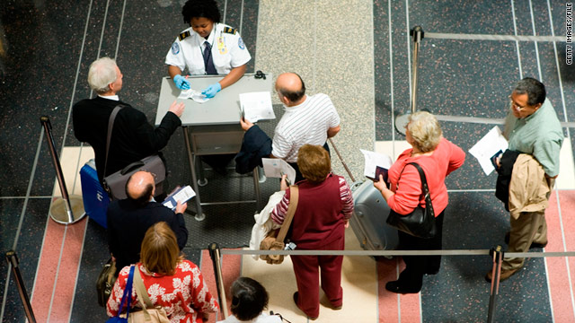 Cutting wait times is one of the U.S. Travel Association's principles for improving the travel experience.