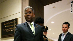 Rep.-elect Allen West disagrees with the new House majority leader about how lawmakers should schedule their time.
