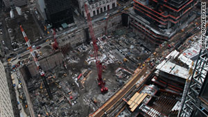 Some winning ground zero workers said they will spend their prizes to pay off bills, while others have trips planned.