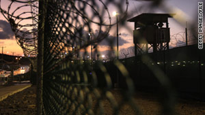Farhi Saeed bin Mohammed was one of six Algerians held at Guantanamo Bay, Cuba, trying to stop transfers back home.
